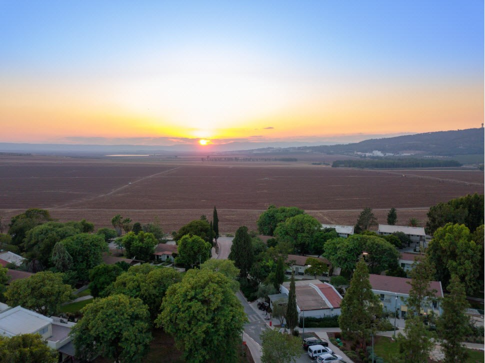 Sunset Holiday Village Kibbutz Mizra