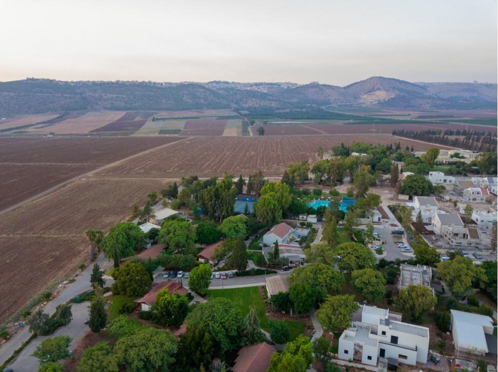 View  Holiday Village Kibbutz Mizra