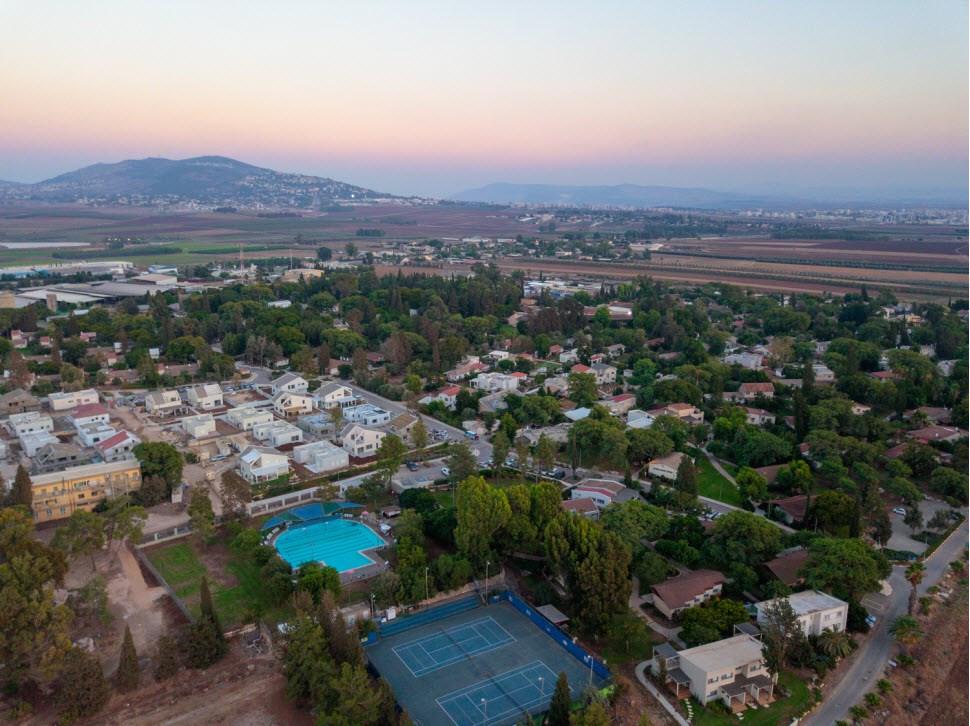 Holiday Village Kibbutz Mizra - Quadocopter look