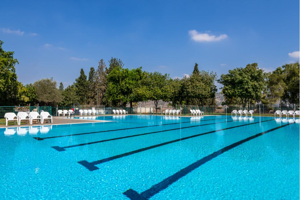 Pool - Holiday Village Kibbutz Mizra