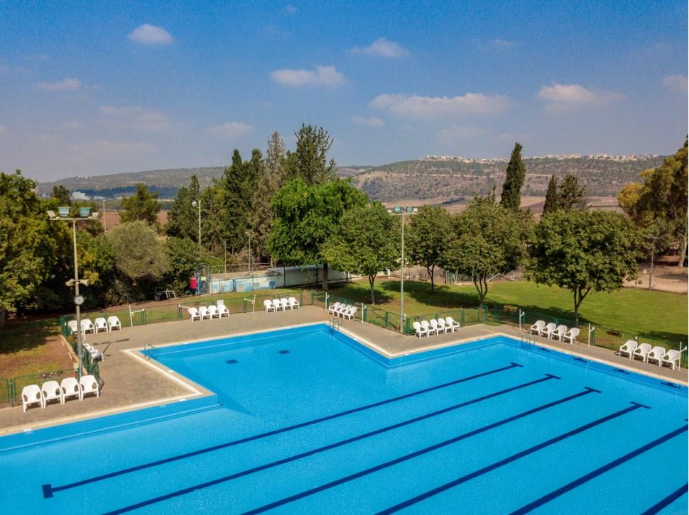 Pool - Kibbutz Mizra