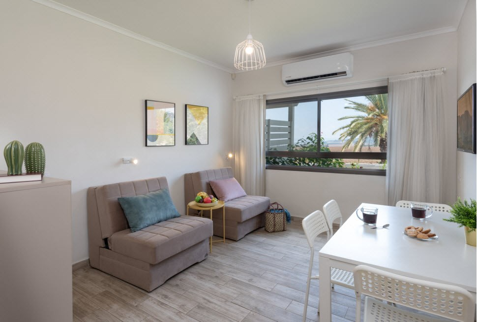 Holiday Village Kibbutz Mizra - Superior Room with