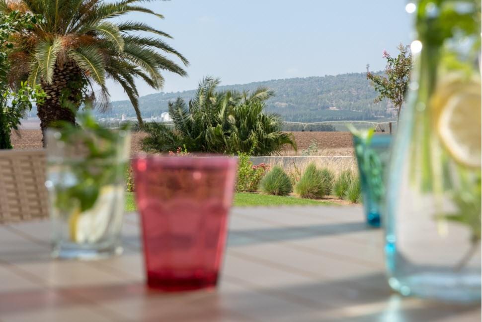 Holiday Village Kibbutz Mizra - Garden Suite with