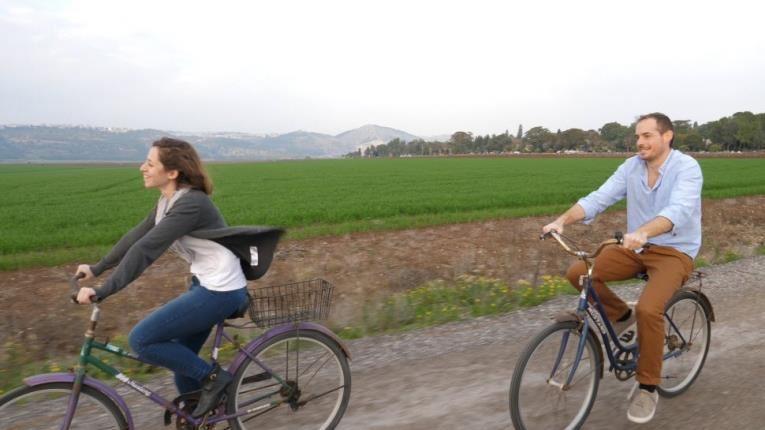 Holiday Village Kibbutz Mizra - Bicycle
