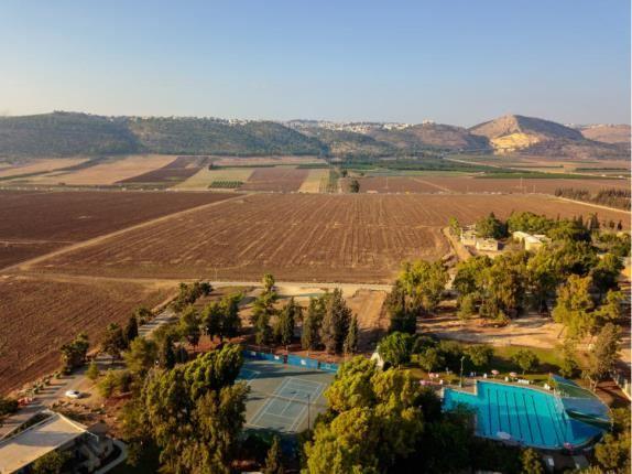 Holiday Village Kibbutz Mizra View