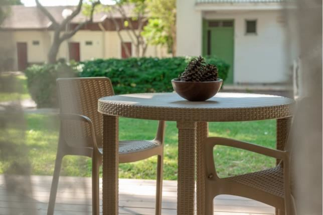 Garden Suite with Balcony - Holiday Village Kibbut