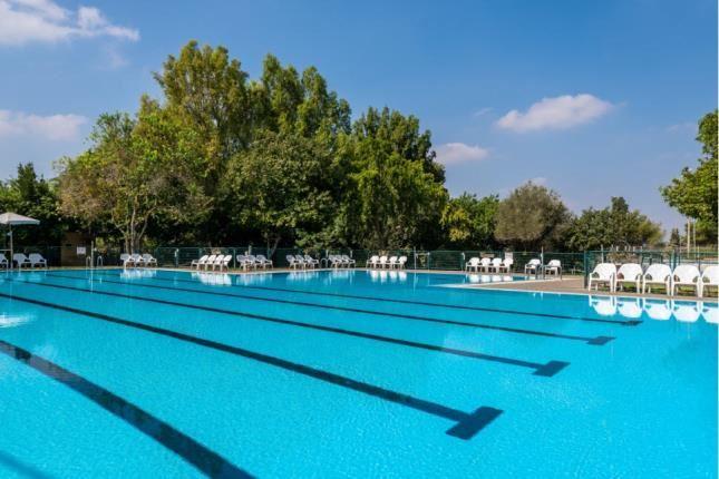 Holiday Village Kibbutz Mizra - Pool